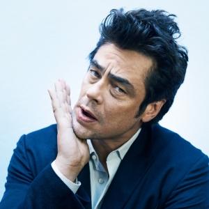 Benicio del Toro by Beni Valson
